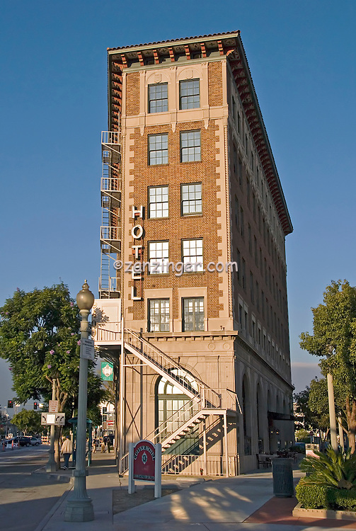 Culver City, California, Downtown, Flatiron building, West Side,  Los Angeles, County