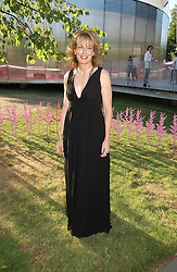 JULIA PEYTON-JONES at the Serpentine Gallery Summer party sponsored by Yves Saint Laurent held at the Serpentine Gallery, Kensington Gardens, London W2 on 11th July 2006.<br /><br />NON EXCLUSIVE - WORLD RIGHTS