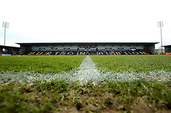 A general view of The Pirelli Stadium, home of Burton Albion - Mandatory by-line: Robbie Stephenson/JMP - 10/03/2018 - FOOTBALL - Pirelli Stadium - Burton upon Trent, England - Burton Albion v Bristol City - Sky Bet Championship