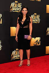 Nessa, at the 2016 MTV Movie Awards, Warner Bros. Studios, Burbank, CA 04-09-16. EXPA Pictures © 2016, PhotoCredit: EXPA/ Photoshot/ Martin Sloan<br /> <br /> *****ATTENTION - for AUT, SLO, CRO, SRB, BIH, MAZ, SUI only*****