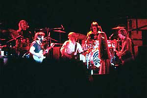 The Grateful Dead perform Live at Roosevelt Stadium Jersey City New Jersey on 4 August 1976