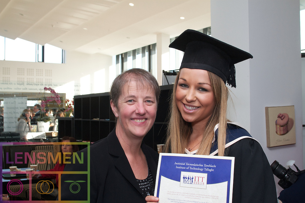 Lensmen Photographic Agency in Dublin, Ireland. The Institute of Technology Tallaght Graduation