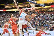 DESCRIZIONE : Berlino Berlin Eurobasket 2015 Group B Turkey Italy <br /> GIOCATORE : Danilo Gallinari<br /> CATEGORIA : Passaggio equilibrio<br /> SQUADRA : Italy<br /> EVENTO : Eurobasket 2015 Group B <br /> GARA : Turkey Italy<br /> DATA : 05/09/2015 <br /> SPORT : Pallacanestro <br /> AUTORE : Agenzia Ciamillo-Castoria/Mancini Ivan<br /> Galleria : Eurobasket 2015 <br /> Fotonotizia : Berlino Berlin Eurobasket 2015 Group B Turkey Italy