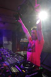 Everson K no palco e-Planet do Planeta Atlântida 2013/RS, que acontece nos dias 15 e 16 de fevereiro na SABA, em Atlântida. FOTO: Marcos Nagelstein/Preview.com