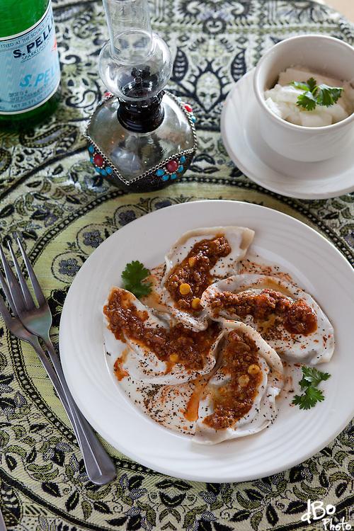 The Aashak at Ariana Restaurant in Voorhees. (Photo/Douglas Bovitt)