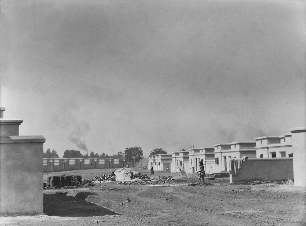 New Model Dwellings, Tata Iron & Steel Works, Jamshedpur, India, 1929