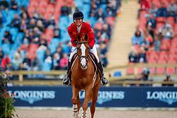 Diniz, Luciana (POR Fit for Fun<br /> Göteborg - European Championships 2017<br /> © www.sportfotos-lafrentz.de/Stefan Lafrentz