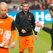 NLD/Amsterdam/20121114 - Vriendschappelijk duel Nederland - Duitsland, Rafael van der Vaart