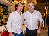 Hogan Stand, San Pedro de Alcantara, Marbella, Spain, joint proprietors, Ross Duggan & John Hogan, February, 2020, 202002112160<br />Copyright Image from Victor Patterson, Belfast, UK<br />t: +44 28 9066 1296 <br />(from Rep of Ireland 048 9066 1296) <br />m: +44 7802 353836 <br />victorpattersonbelfast@gmail.com <br />www.victorpatterson.com<br /><br />Please see my Terms and Conditions of Use at https://www.victorpatterson.com/page2 <br /><br />It is IMPORTANT that you familiarise yourself with them.<br /><br />Images used on the Internet incur an additional cost and must be visibly watermarked i.e. © Victor Patterson within the body of the image and copyright metadata must not be deleted. Images used on the Internet have a size restriction of 4kbs and are chargeable at rates available at victorpatterson.com.<br /><br />This image is only available for the use of the download recipient i.e. television station, newspaper, magazine, book publisher, etc, and must not be passed on to any third party. It is also downloaded on condition that each and every usage is notified within 7 days to victorpattersonbelfast@gmail.com<br /><br />The right of Victor Patterson to be identified as the author is asserted in accordance with The Copyright Designs And Patents Act (1988). All moral rights are asserted.