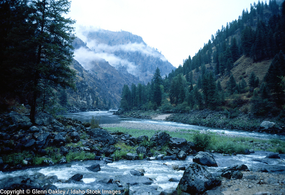 Salmon River, River of No Return Wilderness, Frank Church Wilderness, Idaho