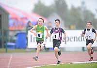 21 Aug 2016:  Boys U12 600m final. 2016 Community Games National Festival 2016.  Athlone Institute of Technology, Athlone, Co. Westmeath. Picture: Caroline Quinn