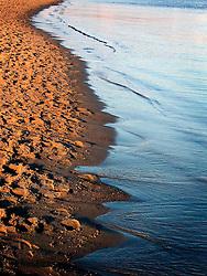 GERMANY ECKERNFOERDE 24DEC06 - Waves on the shoreline of the Eckernfoerder Kurstrand beach in the afternoon sun. Classic Baltic sea afternoon in good winter light...jre/Photo by Jiri Rezac..© Jiri Rezac 2006..Contact: +44 (0) 7050 110 417.Mobile:  +44 (0) 7801 337 683.Office:  +44 (0) 20 8968 9635..Email:   jiri@jirirezac.com.Web:    www.jirirezac.com..© All images Jiri Rezac 2006 - All rights reserved.