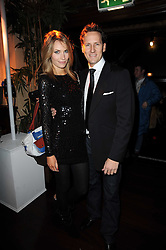 BRENDAN COLE and ZOE HOBBS at a party and fashion show to celebrate the 40th anniversary of Butler & Wilson held at Koko, 1 Camden High Street, London NW1 on 12th November 2009.