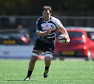 Pontypridd's Rhys Shellard<br /> Pontypridd RFC v Cardiff RFC<br /> <br /> Photographer Mike Jones / Replay Images<br /> Sardis Road, Pontypridd.<br /> Wales - 5th May 2018.<br /> <br /> Pontypridd RFC v Cardiff RFC<br /> Principality Premiership<br /> <br /> World Copyright &copy; Replay Images . All rights reserved. info@replayimages.co.uk - http://replayimages.co.uk