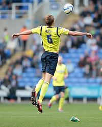 Birmingham City's  Dan Burn  - Photo mandatory by-line: Nigel Pitts-Drake/JMP - Tel: Mobile: 07966 386802 28/09/2013 - SPORT - FOOTBALL - Madejski Stadium - Reading - Reading V Birmingham City - Sky Bet Championship
