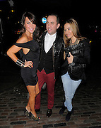 12.JANUARY LONDON<br /> <br /> LIZZIE CUNDY AND ELEN RIVES CELEBRATES SID OWEN'S BIRTHDAY WITH FELLOW EASTENDERS PALS AND OTHER CELEBRITY FRIENDS INCLUDING SINGER ADELE AT GILGAMESH RESTAURANT AND BAR IN CAMDEN NORTH LONDON, UK.<br /> <br /> BYLINE: EDBIMAGEARCHIVE.COM<br /> <br /> *THIS IMAGE IS STRICTLY FOR UK NEWSPAPERS AND MAGAZINES ONLY*<br /> *FOR WORLD WIDE SALES AND WEB USE PLEASE CONTACT EDBIMAGEARCHIVE - 0208 954 5968*