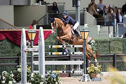 Mendoza Jessica, GBR, Toy Boy<br /> Rolex Grand Prix Jumping<br /> Royal Windsor Horse Show<br /> © Hippo Foto - Jon Stroud