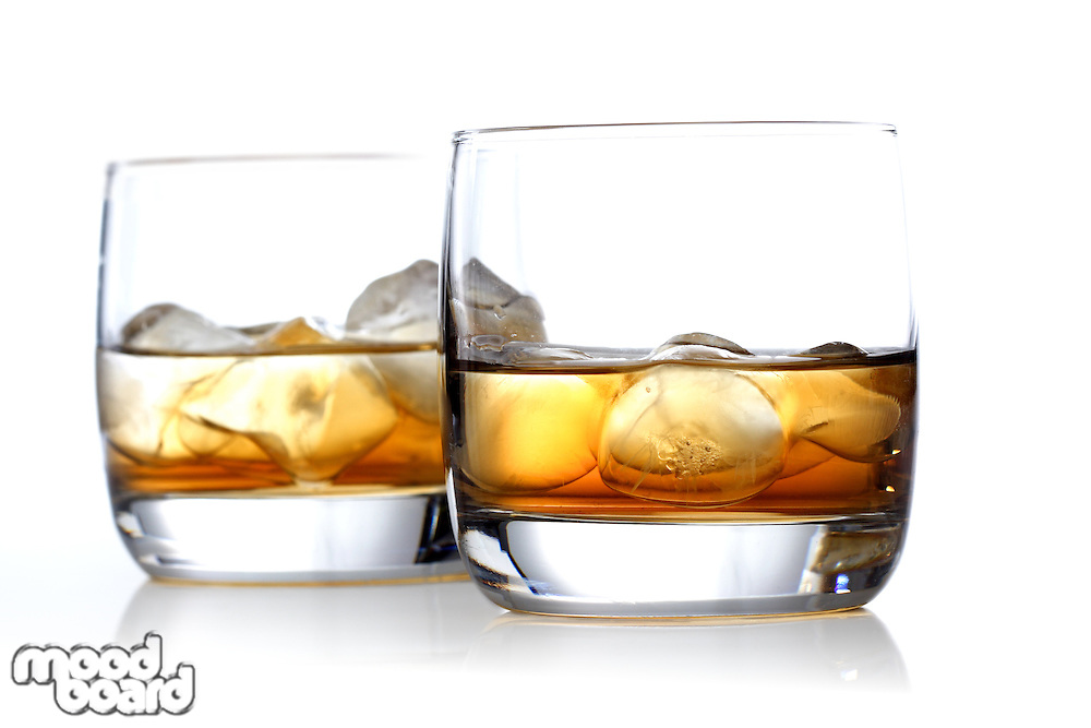 Close-up of glass with whisky