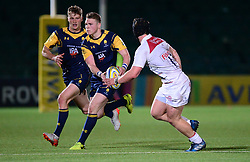 Sam Hollingsworth of Worcester Cavaliers  - Mandatory by-line: Alex James/JMP - 04/09/2017 - RUGBY - Sixways - Worcester, England - Worcester Cavaliers  v Leicester Tigers - A League