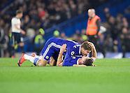 Chelsea v Tottenham Hotspur 261116