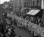 1958 Corpus Christi Procession