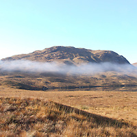 Black Mount, the Highlands , Scotland
