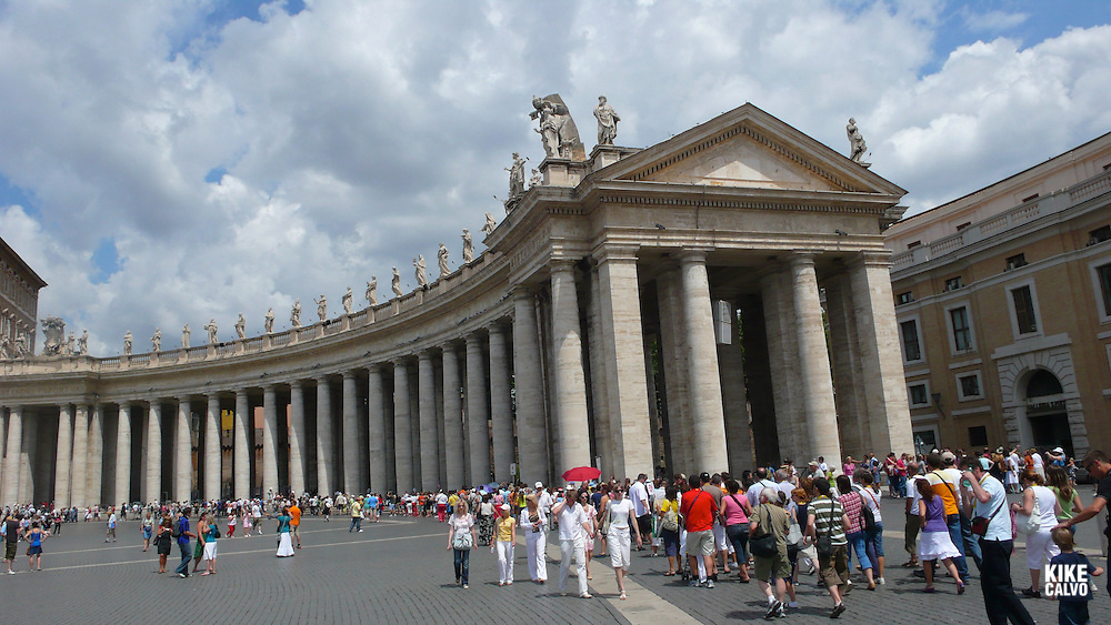 State of the Vatican City is a landlocked sovereign city-state whose territory consists of a walled enclave within the city of Rome. With a  population of around 800, it is the smallest independent state in the world by both population and area.
