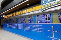 19 January 2016:  Memorial service at the UCLA Pauley Pavilion for Dr. H. Viscount Berky Nelson.