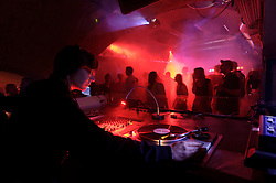 Cologne, Germany, Jan. 2012 -  Originally begun as a exhibition space for a group of young visual artists, Gewölbe (or vault) has evolved into a serious music venue for various electronic acts, and DJs dedicated to techno, turning a section of the citys Westbahnhof, or west train station, into one of the best clubs in town. You cant be sure of exactly what youll find here without checking the schedule, but one thing is certain: the doors here wont open until 11 p.m., and the dancing and partying will keep going until very late. (Hans-Böckler-Platz 2; 49-0171-379-5511; www.gewoelbe.net). (Photo © Jock Fistick).