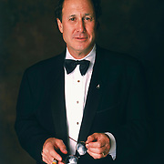 Executive portrait, Michael Mussetto, fox hunt club member.