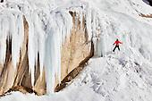 Ice climbing in Spiti