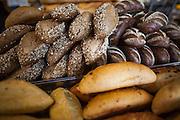 Belo Horizonte_MG, Brasil.<br /> <br /> Detalhe dos paes de um emporio.<br /> <br /> Bread detial of a emporium.<br /> <br /> Foto: JOAO MARCOS ROSA/NITRO
