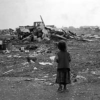 Le ruspe nei campi rom