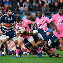 Arthur COVILLE of Stade Francais during the Top 14 match between Agen and Stade Francais on October 19, 2019 in Agen, France. (Photo by Julien Crosnier/Icon Sport) - Arthur COVILLE - Stade Armandie - Agen (France)