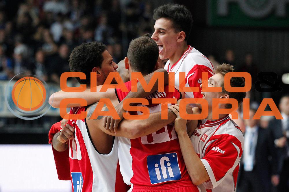 DESCRIZIONE : Cantu Campionato Lega A 2011-12 Bennet Cantu Scavolini Siviglia Pesaro<br /> GIOCATORE : Daniel Hackett<br /> CATEGORIA : Ritratto Esultanza<br /> SQUADRA : Scavolini Siviglia Pesaro<br /> EVENTO : Campionato Lega A 2011-2012<br /> GARA : Bennet Cantu Scavolini Siviglia Pesaro<br /> DATA : 29/10/2011<br /> SPORT : Pallacanestro<br /> AUTORE : Agenzia Ciamillo-Castoria/G.Cottini<br /> Galleria : Lega Basket A 2011-2012<br /> Fotonotizia : Cantu Campionato Lega A 2011-12 Bennet Cantu Scavolini Siviglia Pesaro<br /> Predefinita :