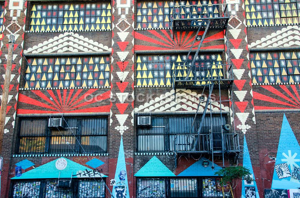 Wall Art in Downtown LA