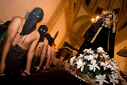 Mexico, Guerrero: Holy week in Taxco
