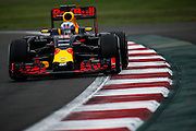 October 28, 2016: Mexican Grand Prix. Daniel Ricciardo (AUS), Red Bull