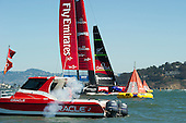 America's Cup 34, Day eight