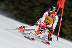 02.02.2011, Nici Hang, Lachtal, AUT, FIS Junioren Riesentorlauf, Men, im Bild // Sandro Soubek (AUT) // during the men giant slalom race at the FIS Junior races in Lachtal, EXPA Pictures © 2011, PhotoCredit: EXPA/ S. Zangrando