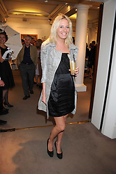 The HON.SOPHIA HESKETH at the annual Sotheby's Summer Party held at their auction rooms 34-35 New Bond Street, London W1 on 19th June 2008.<br />