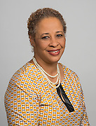 Gwendolyn Jonson poses for a photograph, May 5, 2014.