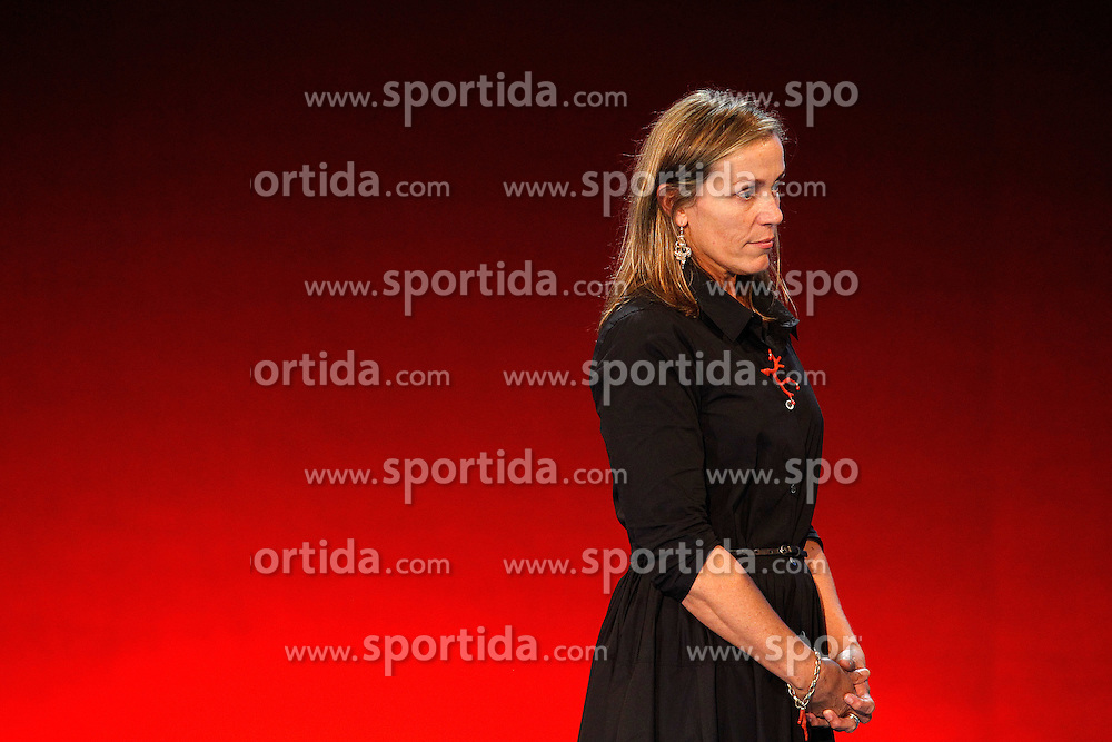 24.09.2011, Sebastian Donostia, ESP, 59. San Sebsatian Filmfestival, Zinemaldia, im Bild Actresses Frances Mcdormand during the 59th San Sebastian Donostia International Film Festival - Zinemaldia.September 24,2011.EXPA Pictures © 2011, PhotoCredit: EXPA/ Alterphoto/ Acero +++++ ATTENTION - OUT OF SPAIN/(ESP) +++++