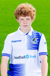 Lewis Clutton - Ryan Hiscott/JMP - 14/09/2018 - FOOTBALL - Lockleaze Sports Centre - Bristol, England - Bristol Rovers U18 Academy Headshots and Team Photo