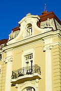 Elegant architecture, Opatija, Croatia