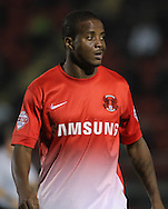 Picture by David Horn/Focus Images Ltd +44 7545 970036<br /> 17/09/2013<br /> Kevin Lisbie of Leyton Orient during the Sky Bet League 1 match at the Matchroom Stadium, London.