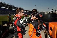 Marco Andretti, Danica Patrick, Indy Car Series