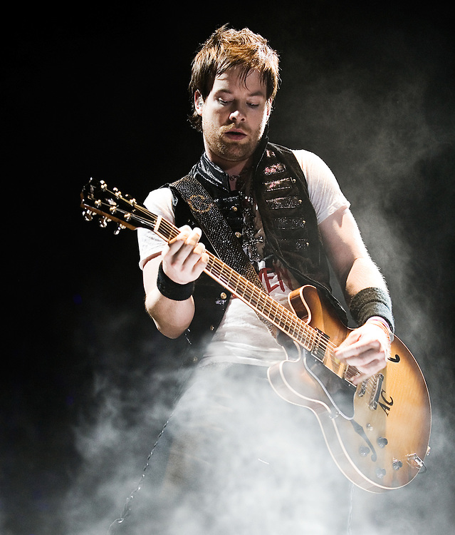David Cook<br /> American Idols Live Tour 2008