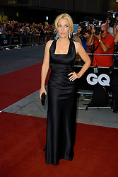 GQ Men of the Year Awards 2013. Gillian Anderson during the GQ Men of the Year Awards, the Royal Opera House, London, United Kingdom. Tuesday, 3rd September 2013. Picture by Chris  Joseph / i-Images