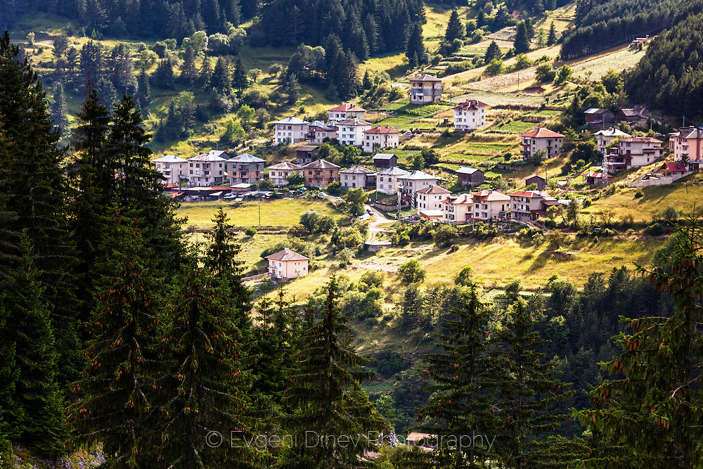Village of Trigrad
